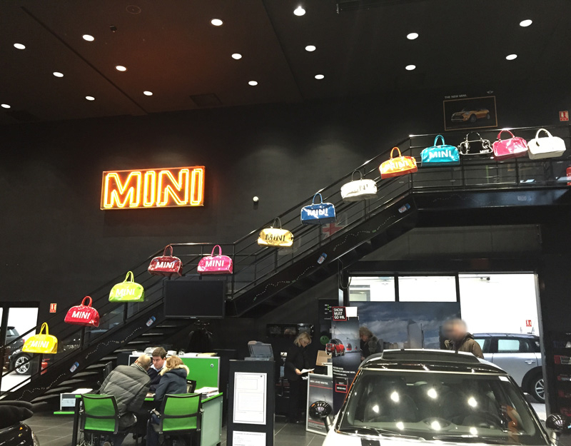 BMW - Show-room MINI