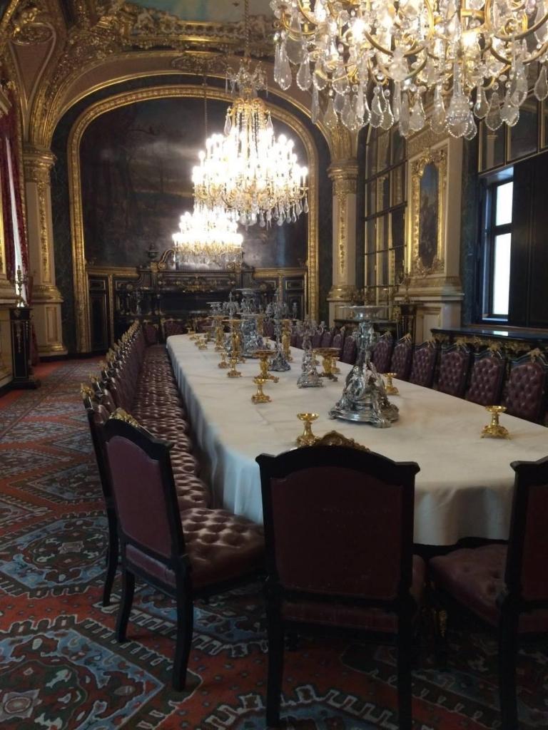 Hall Napoléon III - Musée du Louvre