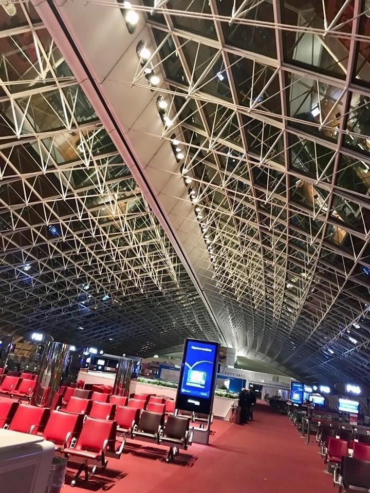 Roissy CDG - Terminal 2F